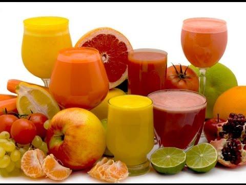 Cómo hacer jugo de frutas
