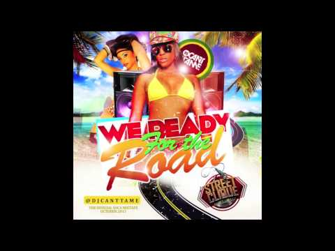 DJ CANT TAME 2013-14 SOCA MIX