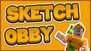 We did it! | Roblox Sketch obby (Part 2)