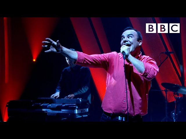 Future Islands perform Seasons (Waiting On You) | Later... with Jools Holland - BBC