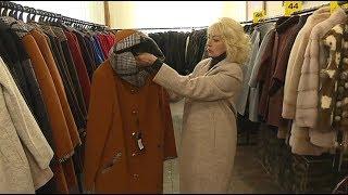 Выставка пальто и курток открылась в уссурийском Доме художника