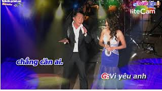 tinh con vuong van Karaoke voi TrieuHoa