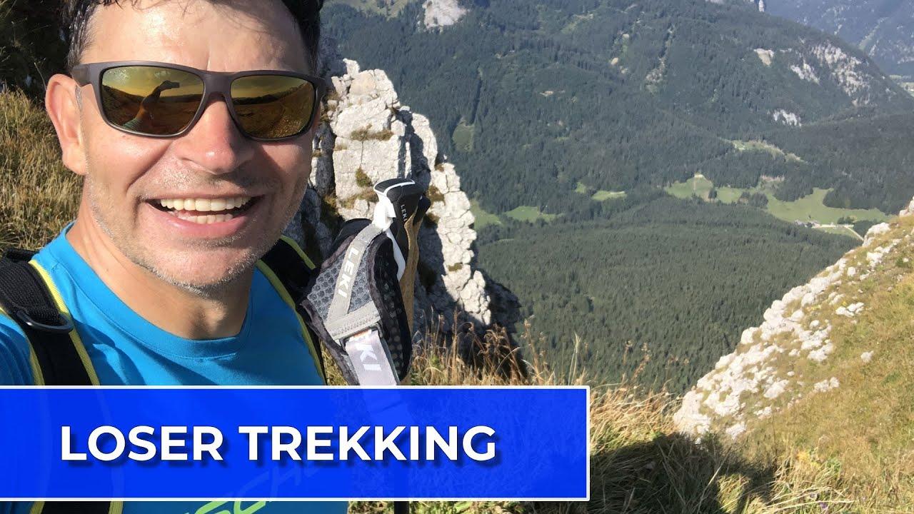Trekking na góre Loser w Salzkammergut (Vlog132)