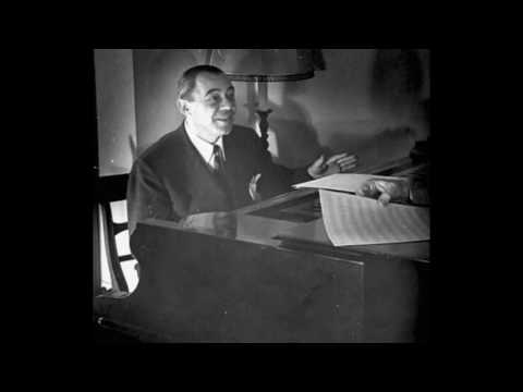 Interview with composer Richard Rodgers (1960)