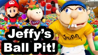 SML YTP: Jeffy's Ball Pit!