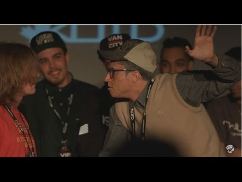 KOTD - Rap Battle - GZ - Illipsis vs Copasetic