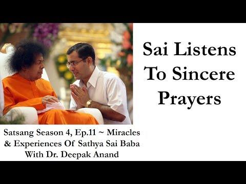 Sri Deepak Anand | Satsang 4 Ep 11 | Miracles & Experiences