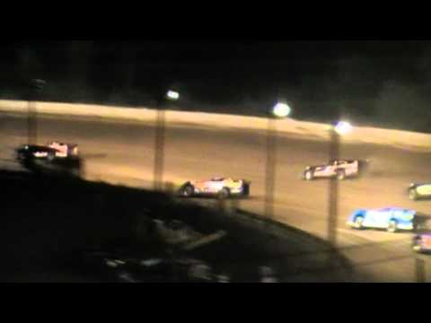 Pittsburgh's Pennsylvania Motor Speedway UFo/ULMS Feature #1 7-23-2011