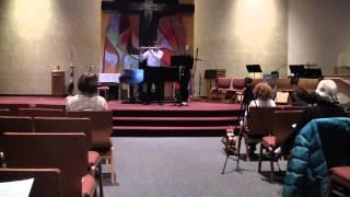 Prokoviev Flute/Clarinet Duet