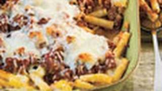 Easy Make-ahead Casserole: Baked Ziti With Italian Sausage | Southern Living