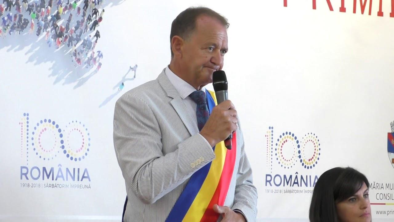 Zilele Municipiului Turda - Deschidere oficială (16.08.2019)