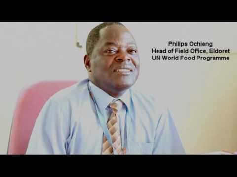 Displaced in Kenya: Interview with World Food Programme