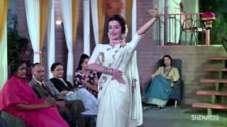 Tumko Hamari Umar Lag Jaye   Rajendra Kumar   Saira Banu   Ayee Milan Ki Bela   Lata   Hindi Song