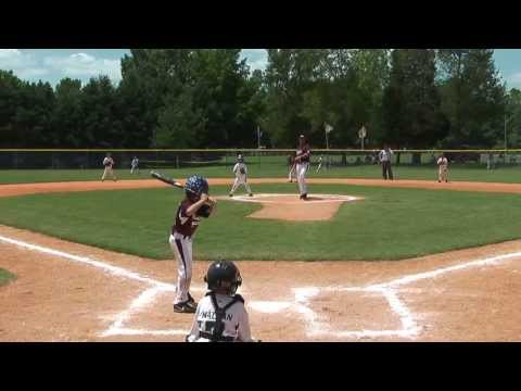 Greenbrier 7/8 All Stars Vs Crockett County Dixie Youth Baseball State Tournament Game 4