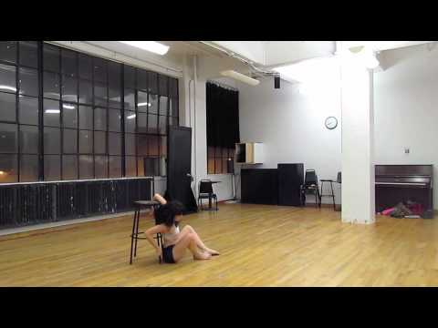 Acting Through Dance Improv Drama