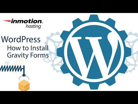 How to Install the Gravity Forms plugin in WordPress
