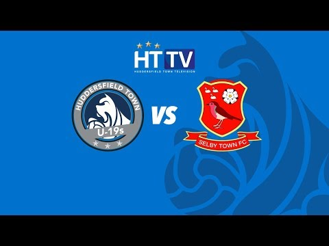 ⚽️ MATCH DAY LIVE | Huddersfield Town U19s 2-2 Selby Town