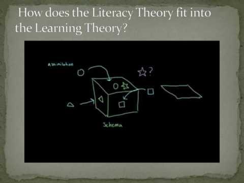 Schema Literacy Theory 1 C Austin