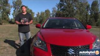 2012 Suzuki Kizashi Test Drive & Car Review