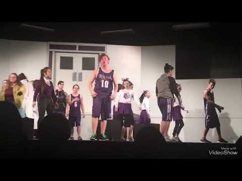 High School Musical.Zeke