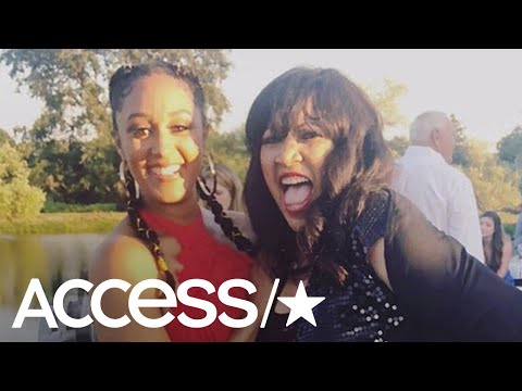 Tamera Mowry & Jackée Harry Have Mini 'Sister, Sister' Reunion: See The Pic! | Access
