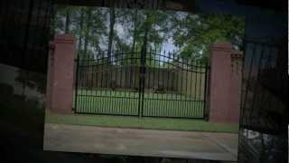 Iron Fences And Gates By Byron Fence Co. In Byron, Ga