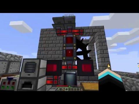 BRONY1984 FTB Infinity Evolved Skyblock Ep 4 Simply Jetpacks Part 1