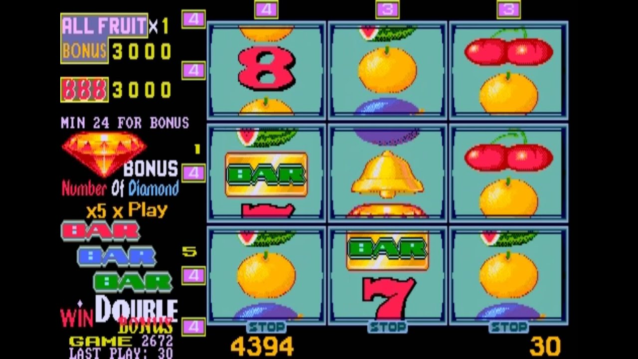 new fruit bonus 96 special edition diamond hits mame vizzed rh youtube com Blueberry Fruit Strawberry Fruit