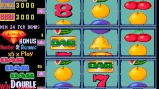 New Fruit Bonus '96 Special Edition - Diamond Hits (MAME) - Vizzed.com GamePlay