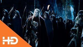 Эльфы приходят на помощь в Хельмову падь ★ Властелин колец: Две крепости (2002)