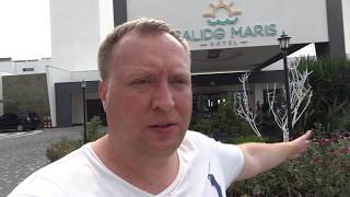 Турция Обзор отеля Calido Maris SIDE LOBY октябрь 2019