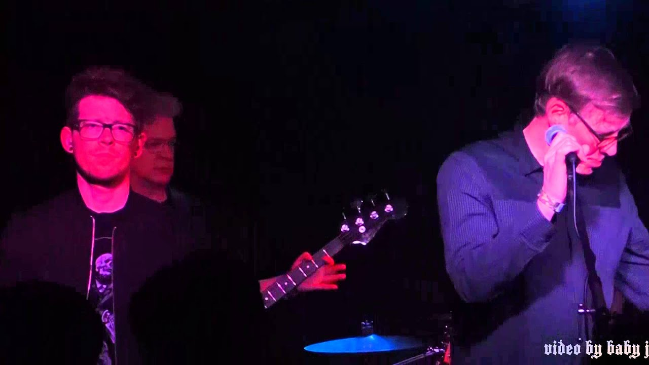 Sad Lovers Giants 3 LINES Live The Elbo Room San Francisco