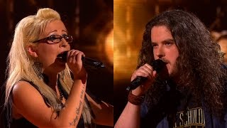 The Voice Of Ireland S04e08 Battles - Sasha Sangria Smith Vs John Bonham