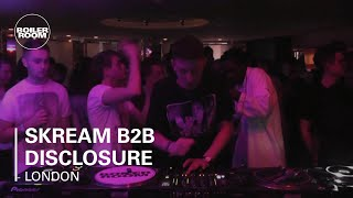 Skream b2b Disclosure 70 min Boiler Room DJ Set at W Hotel London