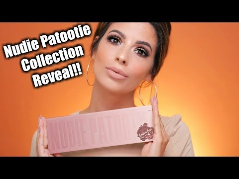 NUDIE PATOOTIE COLLECTION 2018 | Laura Lee Los Angeles
