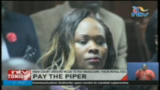 Pay the piper: High court orders MCSK to pay musicians their royalties