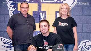 Ball State Sports Link: John Baker (Baseball)