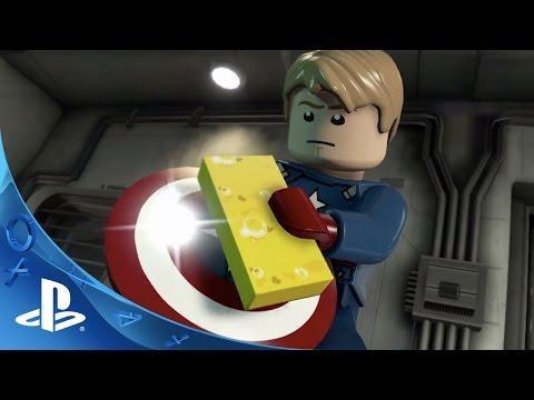 LEGO Marvel's Avengers - Launch Trailer   PS4, PS3, PS Vita