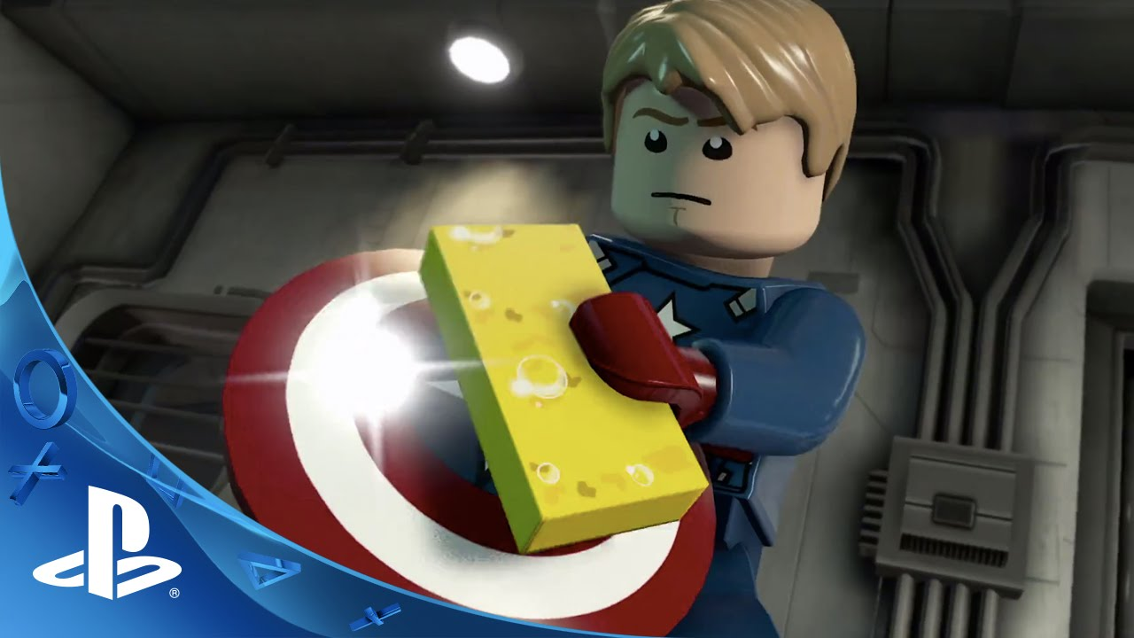 LEGO Marvels Avengers - Launch Trailer | PS4, PS3, PS Vita