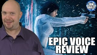 GHOST IN THE SHELL – Movie Review