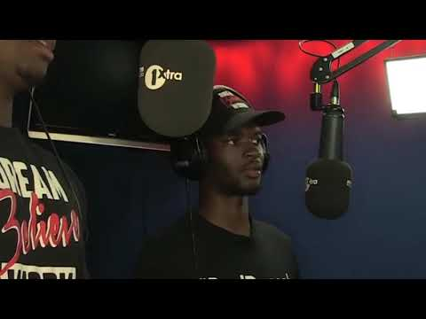 Roadman Shaq -Fire In The Booth Reaction