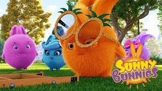 Cartoons for Children | SUNNY BUNNIES - ON HOLIDAY | Funny Cartoons For Children