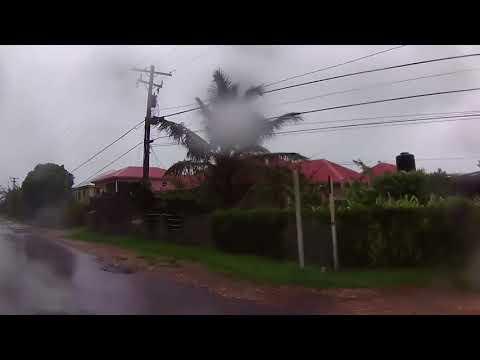 Hurricane Maria in Antigua