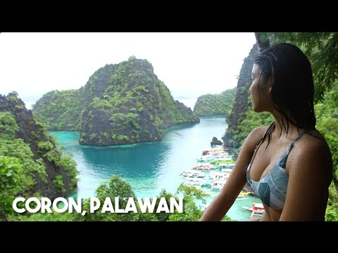 The Most Beautiful Lake in the Philippines (Coron, Palawan)