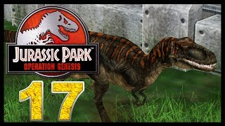 Jurassic Park: Operation Genesis - Episode 17 - Albertosaurus