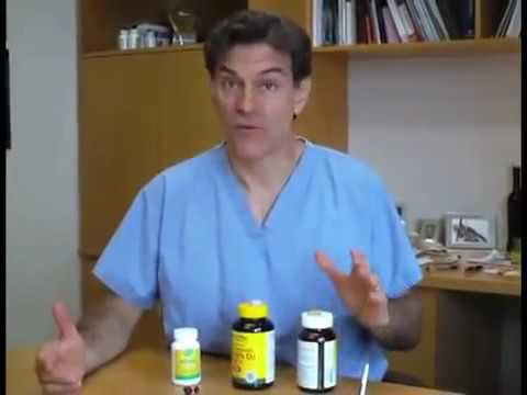 Dr Oz's Best Vitamins For Men Must Watch