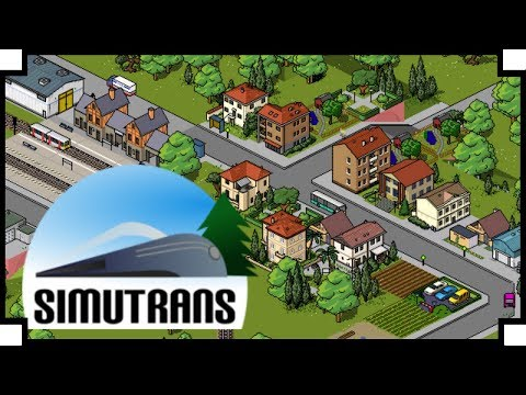 Simutrans - (Transport Management Game)