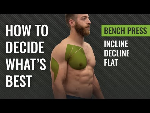 Flat vs Incline vs Decline Bench Press: Choosing for Your Goals