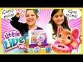 ¡¡LITTLE Live PETS Ratones Juguetones!! 🐭 LIL MOUSE HOUSE 🏡 Little live PETS ratones interactivos