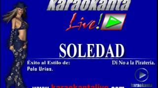 Karaokanta - Polo Urias - Soledad